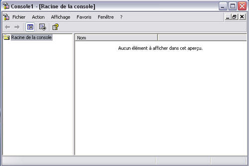 Windows xp sp2 faq entreprise for Fenetre windows xp
