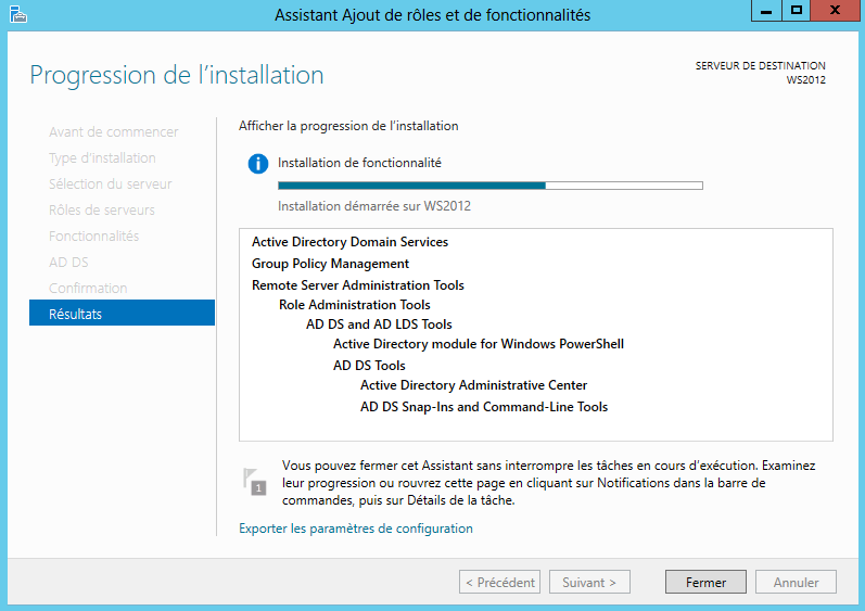 2 0 active directory resume