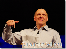 Steve Balmer - Crédit photo Laurent Gébeau - www.mtoo.net