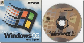 Windows 95 CD