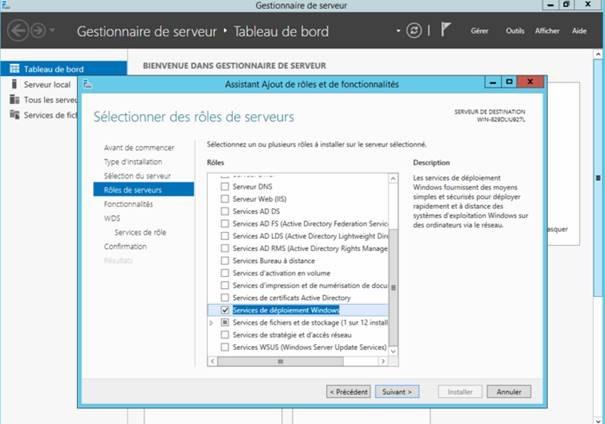 Windows Server 2012 R2 – Windows Deployment Services (WDS
