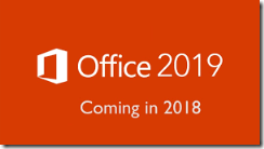 logo office 2019
