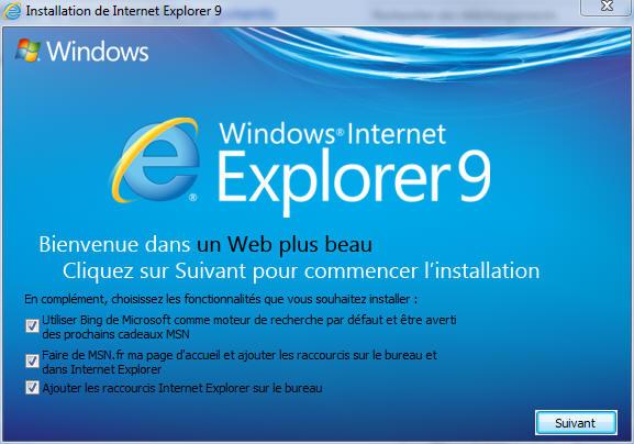 telecharger internet explorer 9 gratuit pour windows xp