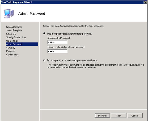 ToutWindows com - Windows Deployment - Creating a task