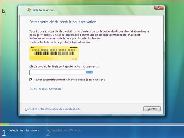 ToutWindows.com - Windows Vista - Installation