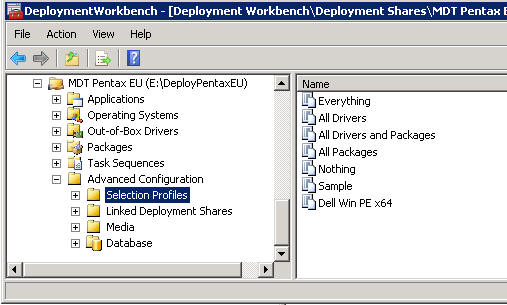 ToutWindows com - Windows Deployment - Integration of components in MDT
