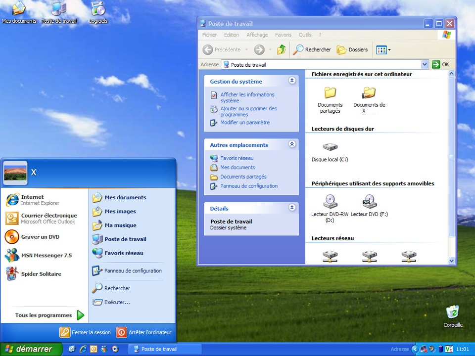 Historique de windows tout sur windows - Afficher ordinateur sur bureau windows 8 ...