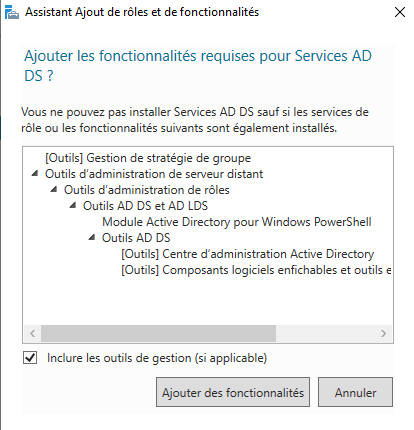 Windows Server 2019 Active Directory Domain Services | www